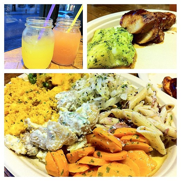 Dinner at Sproutworks @ Sproutworks   豆苗工坊