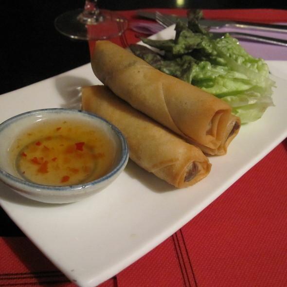 Poh Pia Kung @ El Petit Bangkok Restaurant