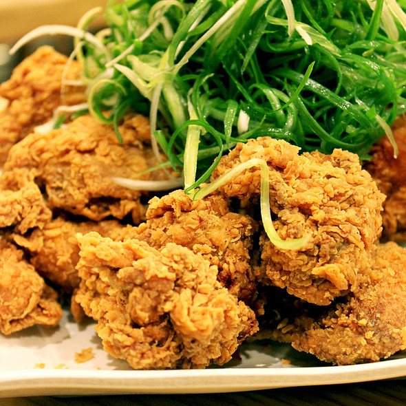 fried chicken @ NaruOne Korean Restaurant
