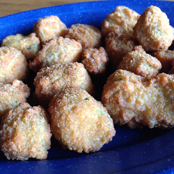 Fried Okra @ Sonny Bryan's Smokehouse