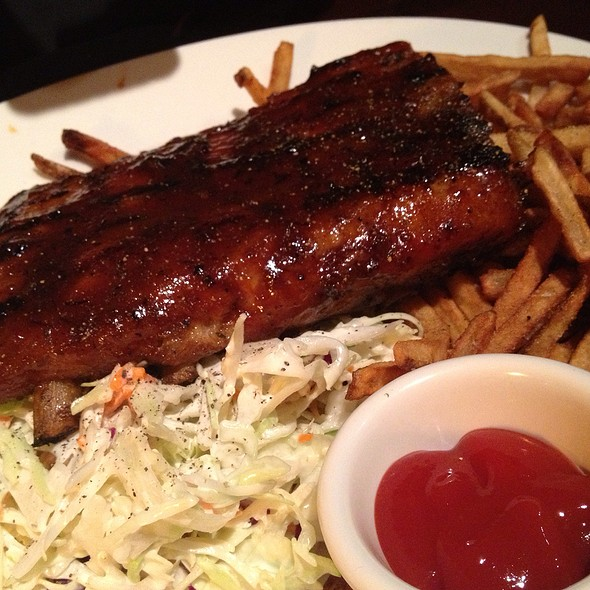 1/2 Rack Baby Back Ribs - Stanford's - Tanasbourne, Hillsboro, OR