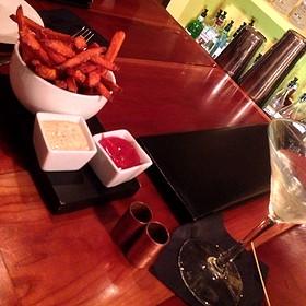 Sweet Potatoes - The Oxford House Inn, Fryeburg, ME