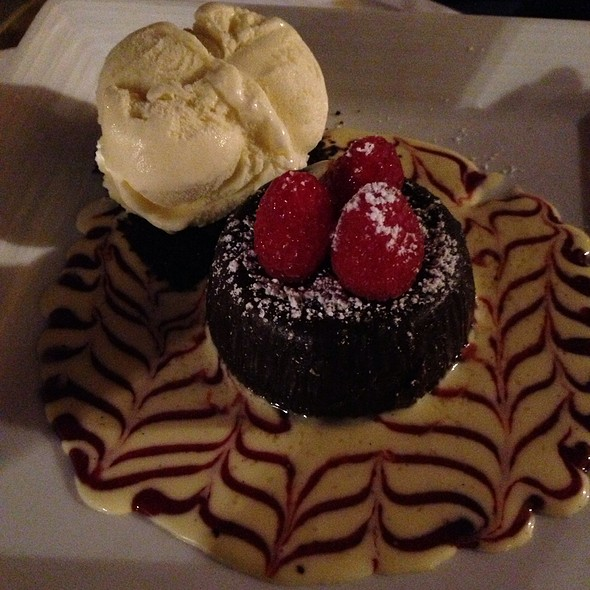 Chocolate Cake - Locale Cafe & Bar - Closter, Closter, NJ