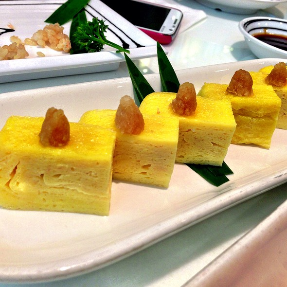 Tamago Yaki @ Fuji Japanese Restaurant @Central Festival Pattaya Beach