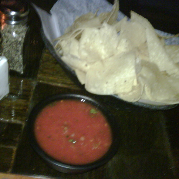 Chips and Salsa @ Rosalita's Cantina