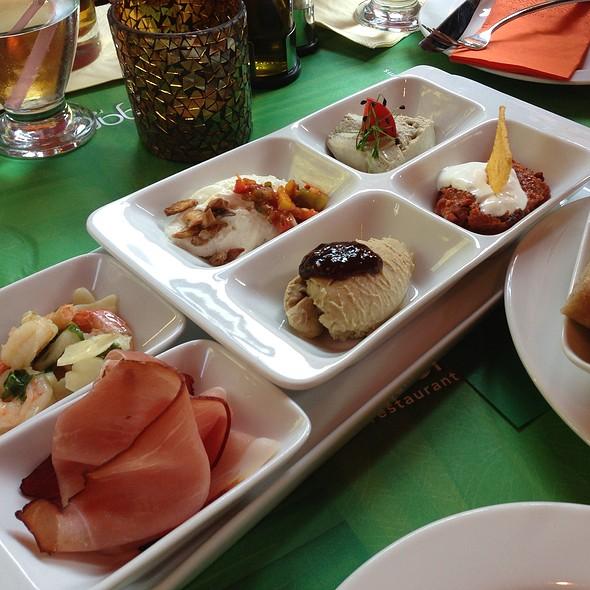 Mala Appetizers @ Mala Garden