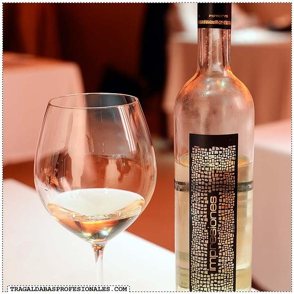 Verdejo White Wine @ Restaurante Pablo