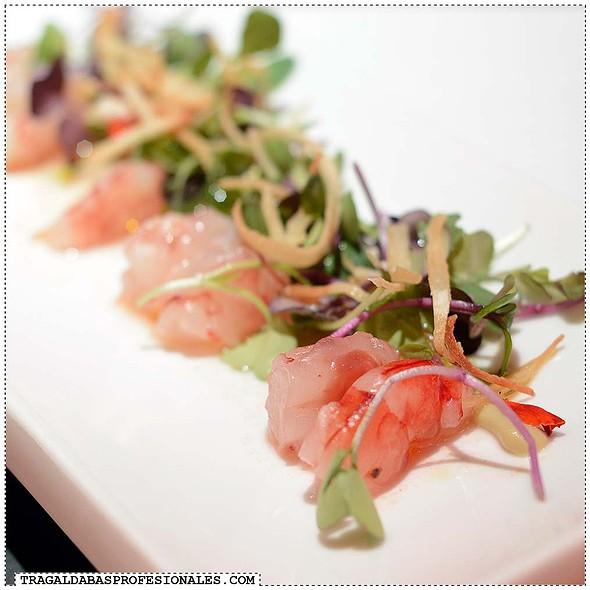 Prawns Salad @ Restaurante Pablo