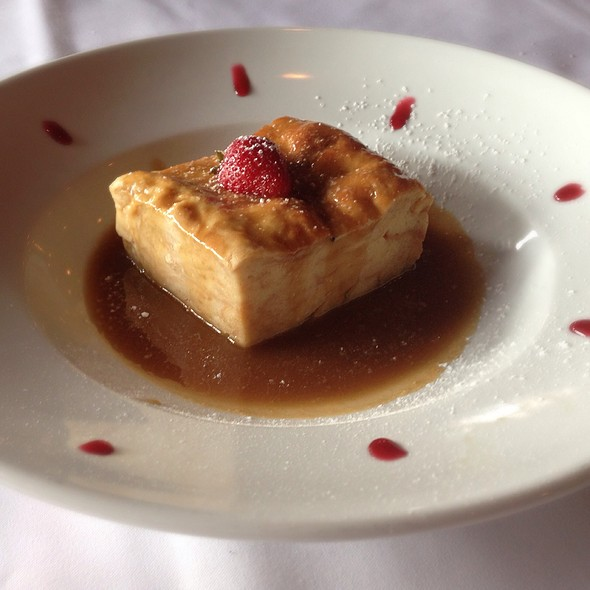 Bread Pudding - Flaming Torch Restaurant, New Orleans, LA