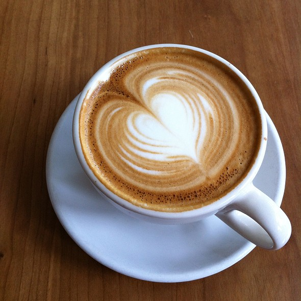 Cappuccino @ Victrola Coffee Inc