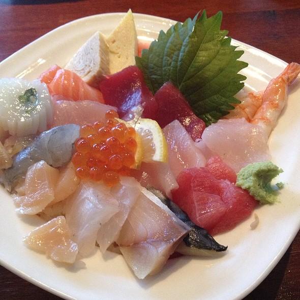 Chirashi - Taka Sushi, Atlanta, GA