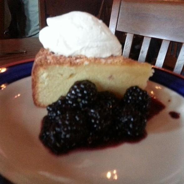 Almond Cake @ Firehouse