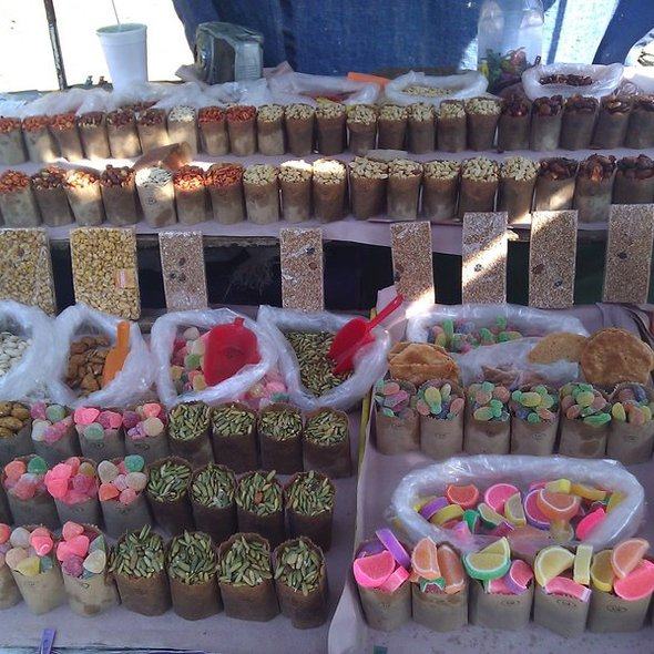 Assorted Candies @ Chapultepec
