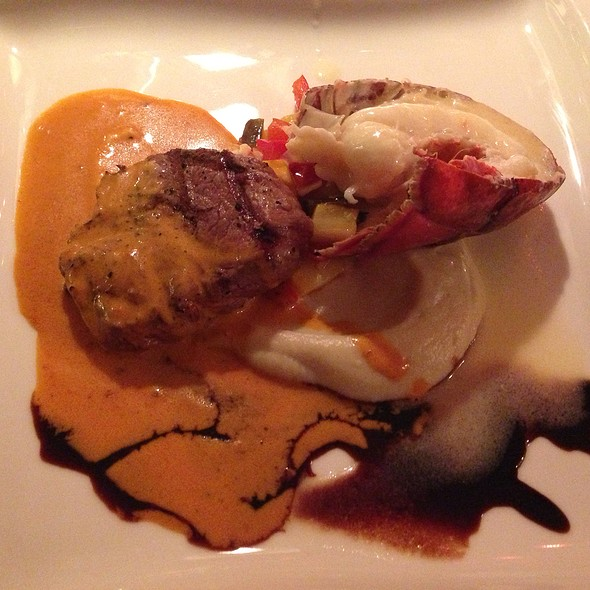 Lobster Tail And Filet Mignon - L'ATELIER - Boulder, Boulder, CO