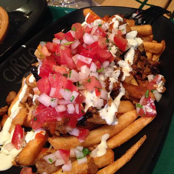 Al Pastor Fries @ Cirilo, Original Mexican Grill
