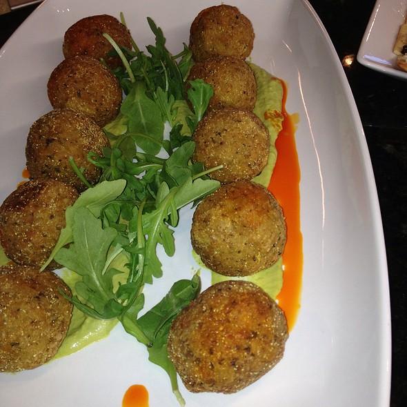 Florentine Arranchi Croquettes @ Woodland Foods