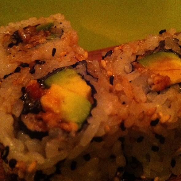 Eel Avocado Roll @ Morimoto Restaurant