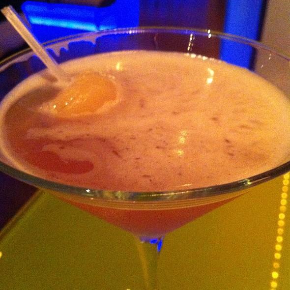 Lychee Martini @ Morimoto Restaurant