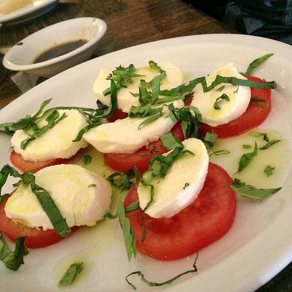 Caprese Salad @ Zugo's Cafe