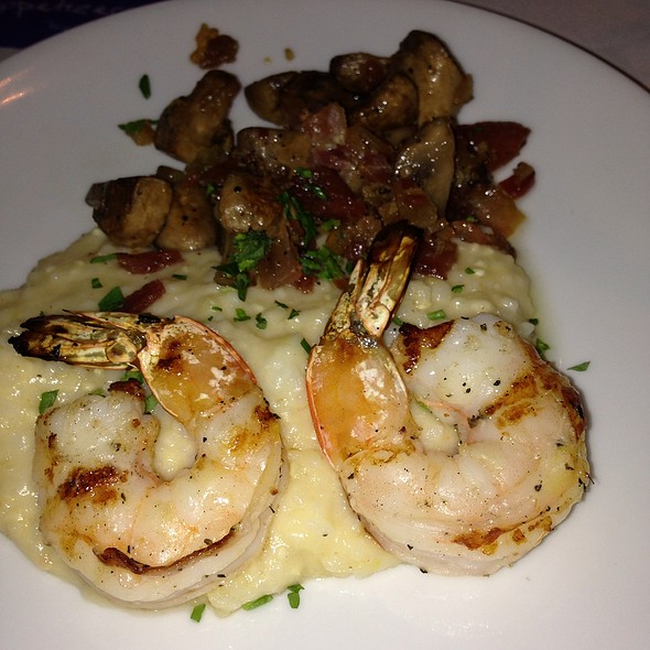 Shrimp & Grits - Bosley on Brady, Milwaukee, WI