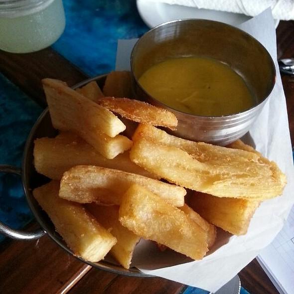 Yucca Fries @ Chicha