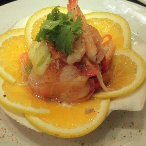 Ceviche @ East Moon Asian Bistro