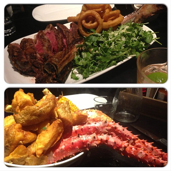 Merrywell Surf And Turf @ The Merrywell