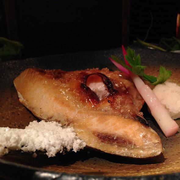 Grilled Fish @ Marumi Shinjuku