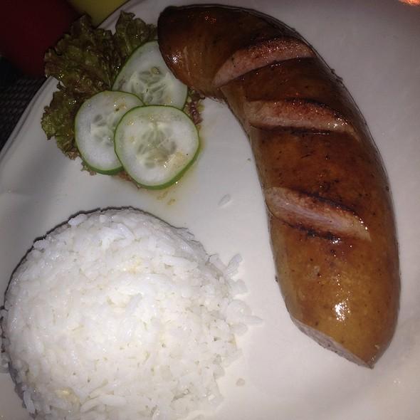 Kielbasa Sausage Plate