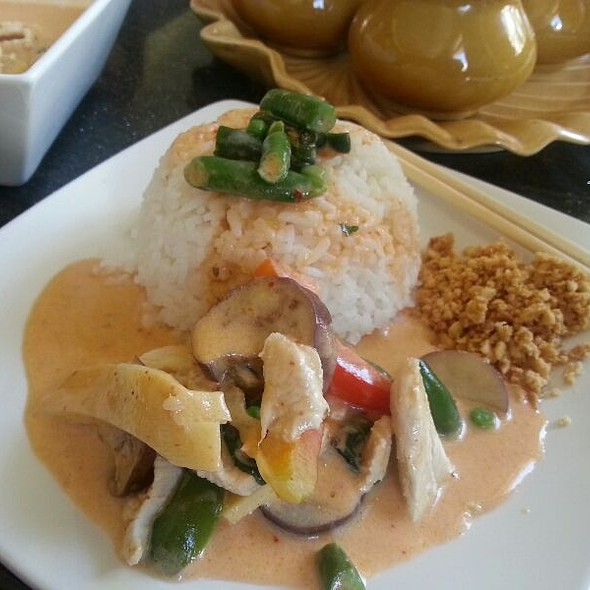 Red Curry @ Thai Thani Celebration Town Center