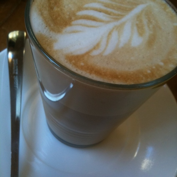 Latte @ Cuccuma Coffee-Shop