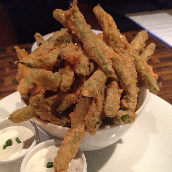 Fried Green Beans - Local, Dallas, TX