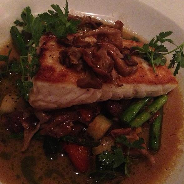 Halibut - Nana's Restaurant, Durham, NC