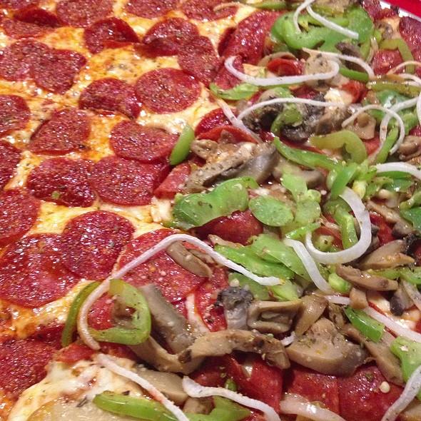 Bob's Specia @ Fortel's Pizza Den in University City