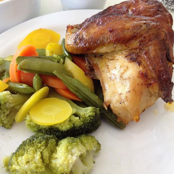 Roast Chicken @ IKEA Emeryville, CA