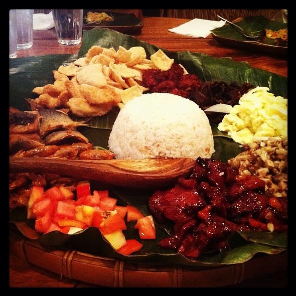 Sulit Bilao #2 Silog @ Isla Restaurant