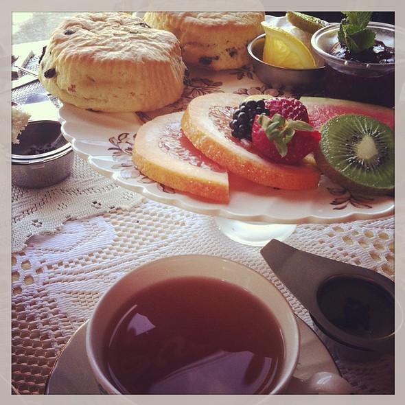 Afternoon Darjeeling @ Lovejoy's Tea Room