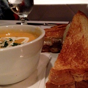 Truffle Grilled Cheese With Short Ribs