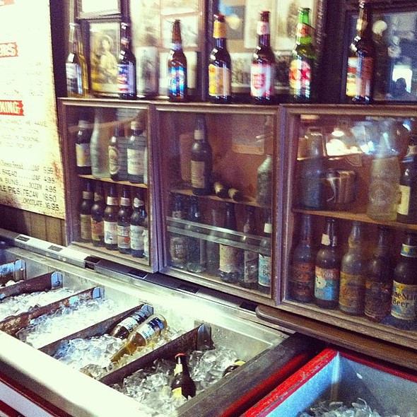 Beer Bar! , , , @ Goode Company BBQ - Kirby