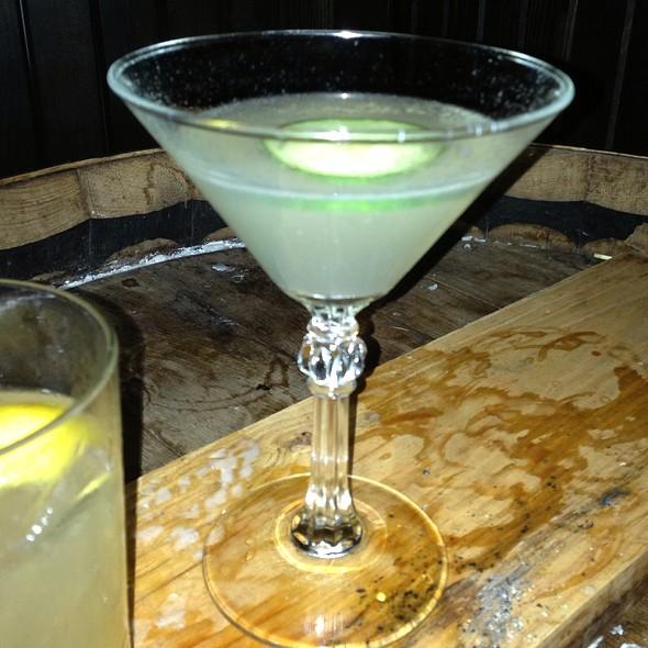 Cucumber Gimlet @ Bourbon and Branch