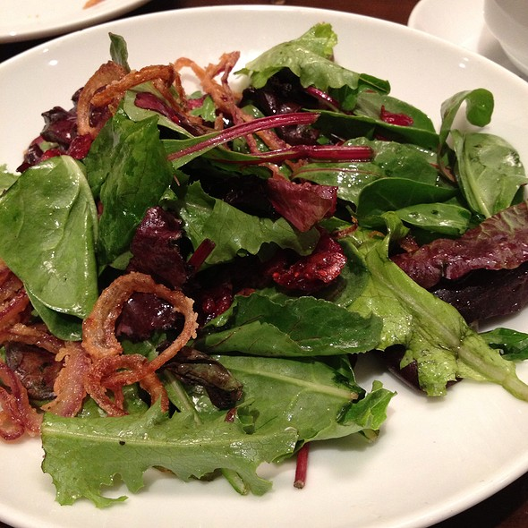 Scarlet Salad - Scarlet Oak Tavern, Hingham, MA