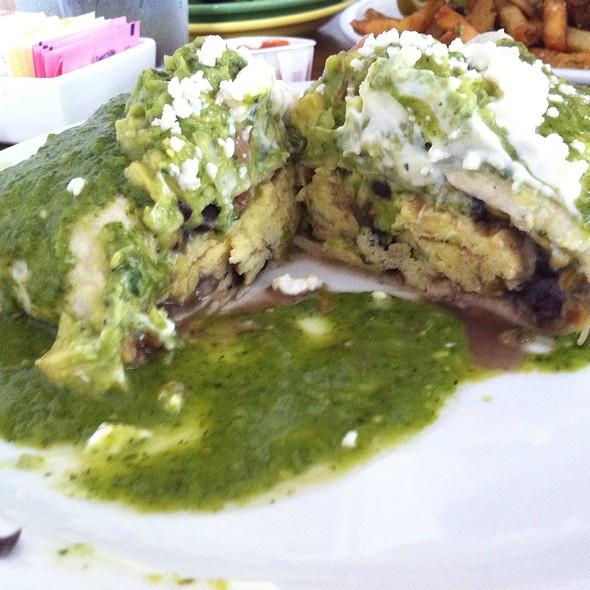 Breakfast Burrito - AG Kitchen, New York, NY
