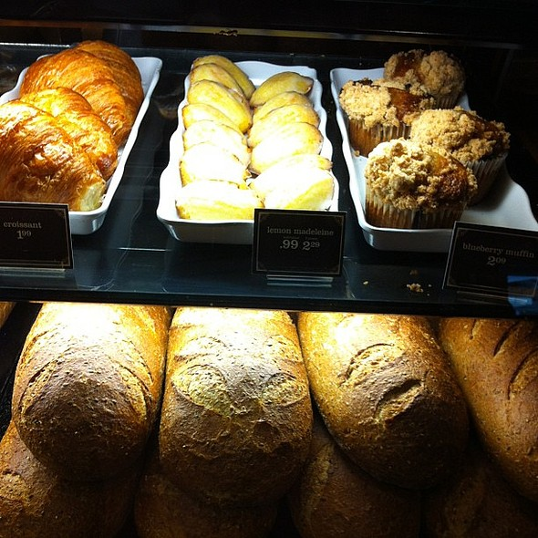 French Pastries and Breads. , , , @ la Madeleine Country French Café