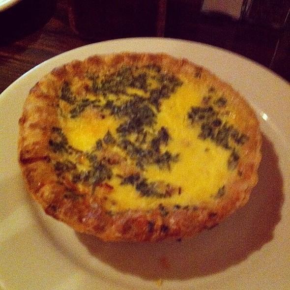 Chicken Quiche. , , , @ la Madeleine Country French Café