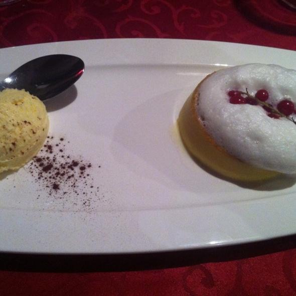 Dessert @ Di Vino
