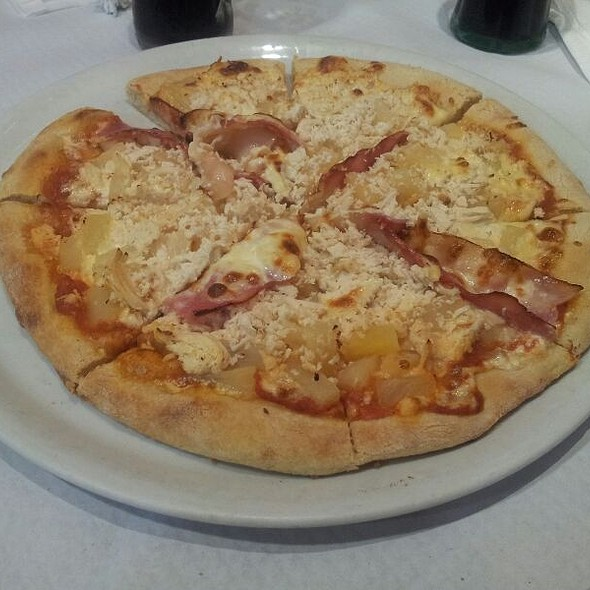 Pizza Bacana @ Pizzaria O Boss