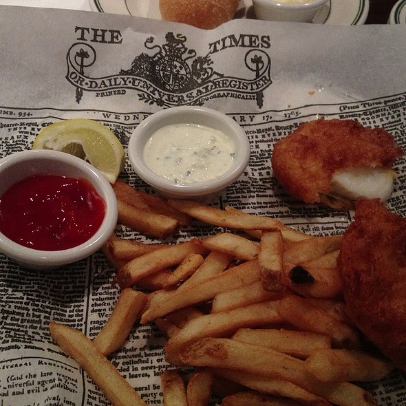 Fish and Chips - Portland Seafood Co. - Mall 205, Portland, OR