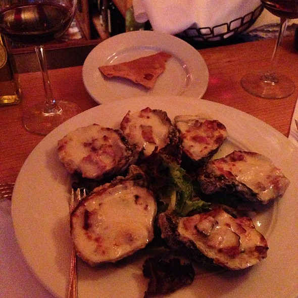 Appalachiacola Fried Oysters Rockefeller - Antonia's, Key West, FL