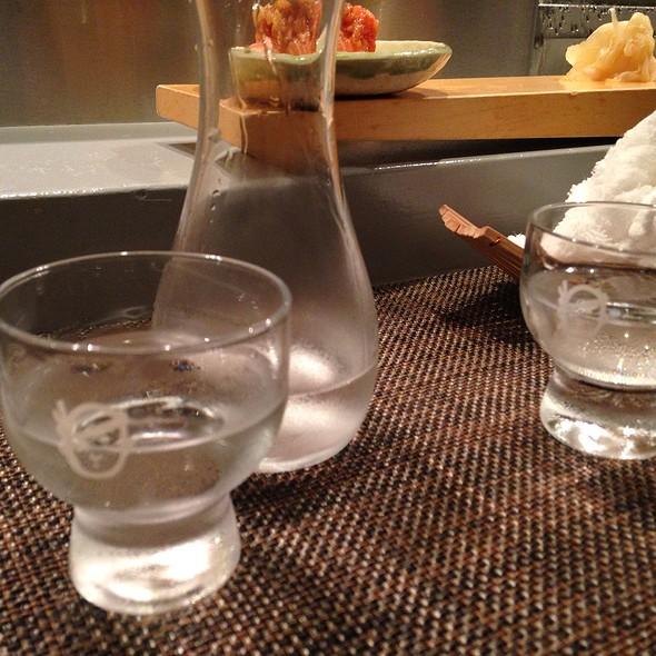 Junmai Gingo Sake