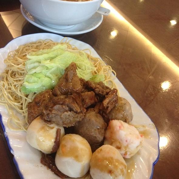 Hap Chan Special Noodle Soup